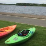 Kayaking Lochore