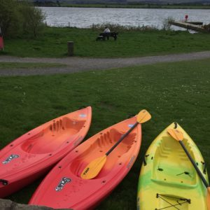 kayaking gift voucher