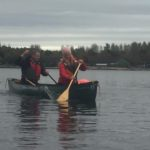 Open Canoeing Lochore